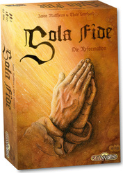 Stronghold Games Sola Fide: The Reformation