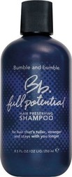 Bumble and Bumble Full Potential Hair Preserving Shampoo 250ml