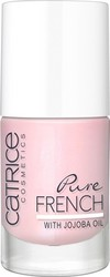 Catrice Cosmetics Pure French 03 Wearing My Rose? French Coat