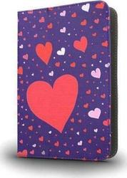 iNOS Universal Foldable Wrapper Hearts 9-10""