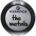 Essence The Metals Eyeshadow 05 Silver Twinkle