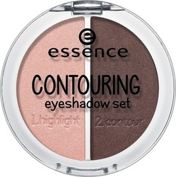 Essence Contouring Eyeshadow Set 03 Roses Meet Mahagony