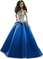 Mattel Barbie 2016 Holiday Doll - Blue Gown