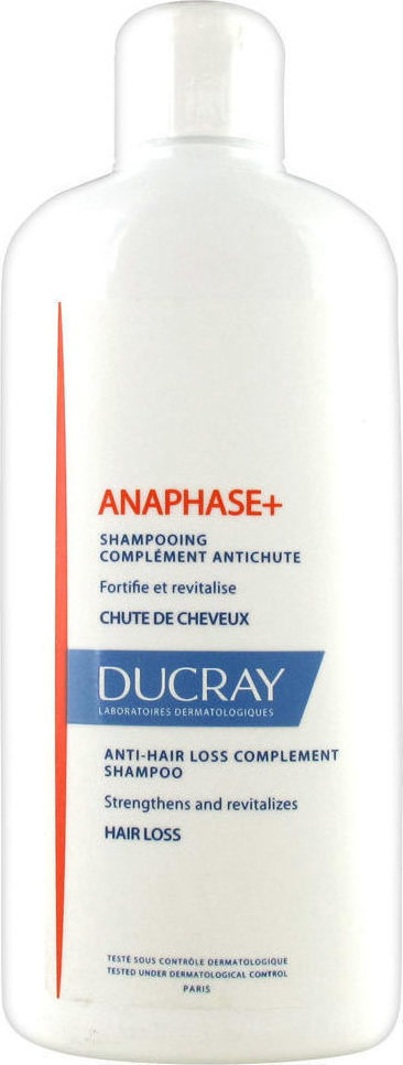 Προσθήκη στα αγαπημένα menu Ducray Anaphase + for Hair Loss 400ml fb0aae1a776