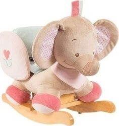 Nattou Rocker Rose the Elephant