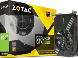 Zotac GeForce GTX1060 6GB Mini (ZT-P10600A-10L)