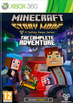 Minecraft Story Mode A Telltale Games Series (The Complete Adventure) XBOX 360