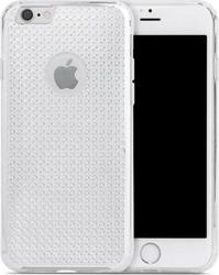 Remax Back Cover Μοτίβο Bright White (iPhone 6/6s)