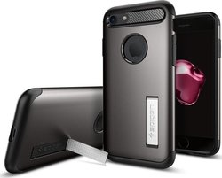 Spigen Slim Armor Gunmetal (iPhone 8/7)
