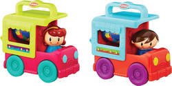 Playskool Fold n Roll Trucks