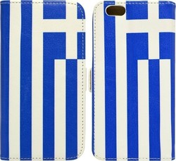 Ancus Book Greek Flag (iPhone 6/6s)