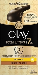 Olay Total Effects CC SPF15 Medium to Dark 50ml