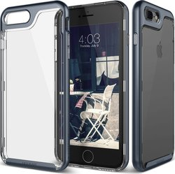 Caseology Skyfall Series Clear - Deep Blue (iPhone 7 Plus)