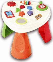 Globo Vitamina G First Playing Table