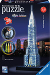 Chrysler Building - Night Edition 216pcs (12595) Ravensburger