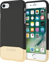 Incipio Edge Chrome Black/Gold (iPhone 8/7)