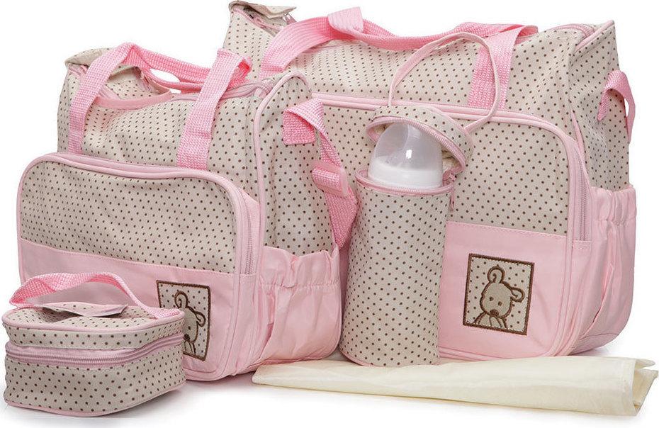3d298f8272 Moni Set Bags Stella Pink - Skroutz.gr