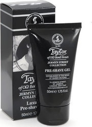 Taylor of Old Bond Street Jermyn Street Collection Pre-Shave Gel 50ml