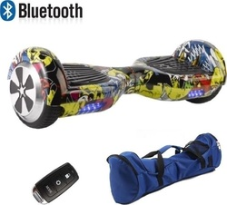 "Smart Balance Wheel 6.5"" Graffiti Skulls"