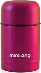 Miniland Food Color Thermo Pink 600ml
