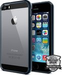 Spigen Ultra Hybrid Metal Slate (iPhone 5/5s/SE)