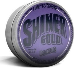 Shiner Gold Psycho Hold Pomade 118ml