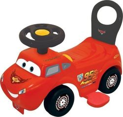 Kiddieland Cars Activity 2 in 1 Ride On