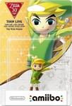 Nintendo Amiibo The Legend of Zelda - Toon Link The Wind Waker