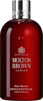 Molton Brown Rosa Absolute Bath & Shower Gel 300ml