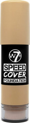 W7 Cosmetics Speed Cover Foundation New Beige 4gr