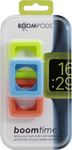Boompods Boomtime for Apple Watch 42mm (Green/Blue/Orange)