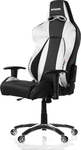 Akracing Premium Gaming Chair Black Silver V2