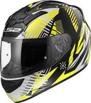 LS2 FF352 Rookie Infinite White/Black/Yellow