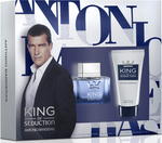 Antonio Banderas King Of Seduction Eau de Toilette 50ml & After Shave Balm 50ml