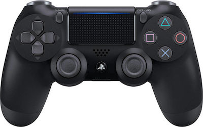 Sony DualShock 4 Controller V2 Ασύρματο για PS4 Μαύρο