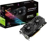 Asus GeForce GTX1050 Ti 4GB Strix OC (90YV0A30-M0NA00)