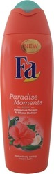 Fa Paradise Moments Hibiscus Scent & Shea Butter 750ml