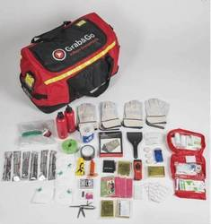 Mil-Tec Grab&Go Emergency Kit 4 Person 16027804