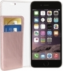 Phonix Wallet Δερματίνης Rose Gold (iPhone 7 Plus)