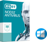 Eset NOD32 Antivirus 2017 (Version 10) (3 Licences , 1 Year) Key