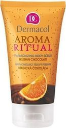 Dermacol Aroma Ritual Harmonizing Body Scrub Belgian Chocolate 150ml