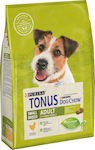 Tonus Dog Chow Small Adult Chicken 2.5kg