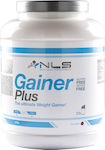 NLS Gainer Plus 2271gr Σοκολάτα