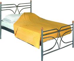 Bel Ρόμβος Κρεβάτι Διπλό Μεταλλικό 140cm*190cm