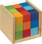 Nic Toys Cubes in a Box 27τμχ