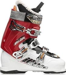 Nordica Hell And Back Hike White / Red