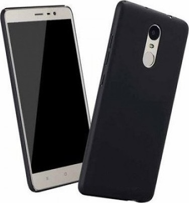 info for cd982 f6825 Back Cover Σιλικόνης Μαύρο (Xiaomi Redmi Note 4)