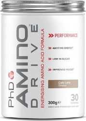PhD Nutrition Amino Drive 300gr Cafe Latte