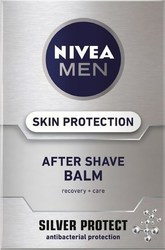 Nivea After Shave Balm Silver Protection 100ml