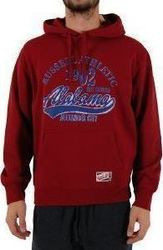 Russell Athletic Pull Over Hoody With Distressed Logo A5-044-2-454